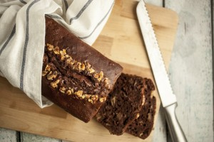 low gluten banana bread