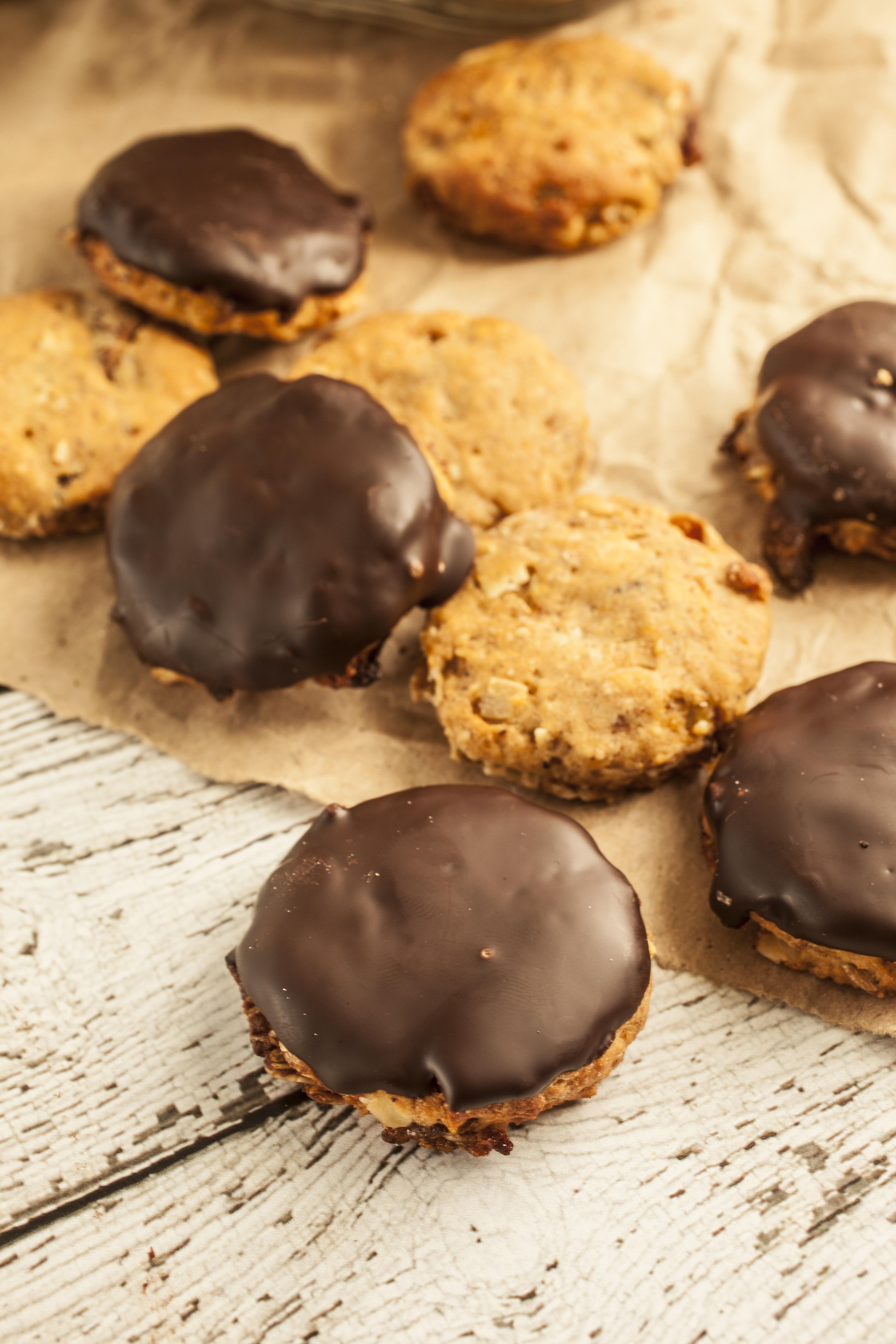 Ride Cookies – Apricot & Yoghurt