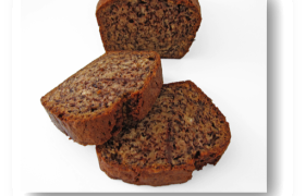 Power Nutrient Banana Loaf